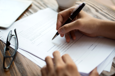 Blog Article on Schrueder Inc. Attorneys - Trust deed, will or letter?